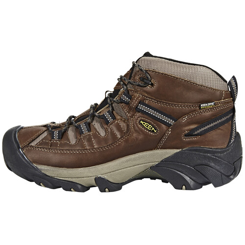 Keen Targhee II Mid WP - Chaussures Homme - marron sur campz.fr ! Amazone Discount xbIIb5Ncaz